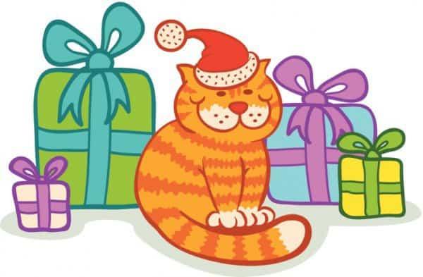 Der Weihnachtskater (c) Thinkstock