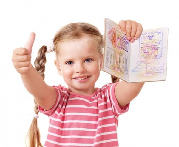 Kinderreisepass ab 2012 vorgeschrieben