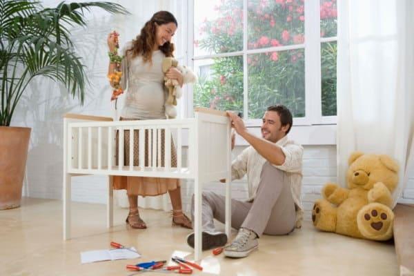 sch n f rs baby das babyzimmer einrichten und gestalten. Black Bedroom Furniture Sets. Home Design Ideas