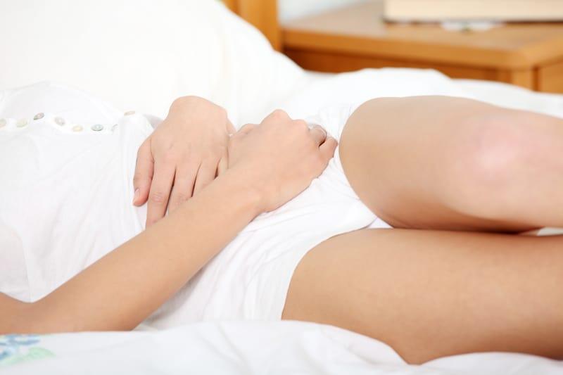 Hinweise auf Eileiterschwangerschaft