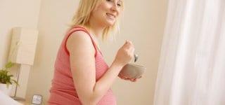 Salziges ist in der Schwangerschaft erlaubt