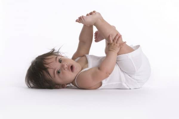 Sport macht Babies schlau