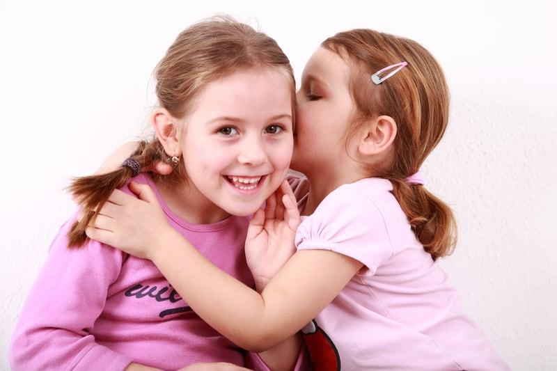 Kinder brauchen Geheimnisse