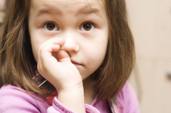 Ursachen und Abhilfe bei Nasenbluten