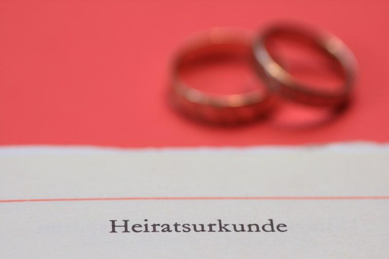 frankreich heirat ehename
