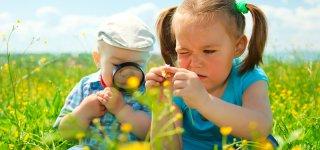 Naturtipps für Kinder