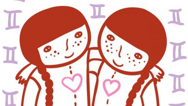 Kinderhoroskop Zwillinge (© Thinkstock)