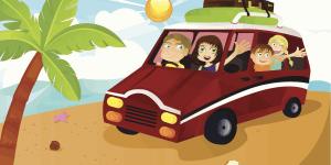 Ab in den Urlaub - ohne Stress (© Thinkstock)