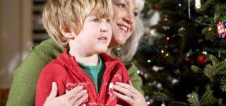 Hat Oma ein Lieblingsenkelkind? (© Thinkstock)
