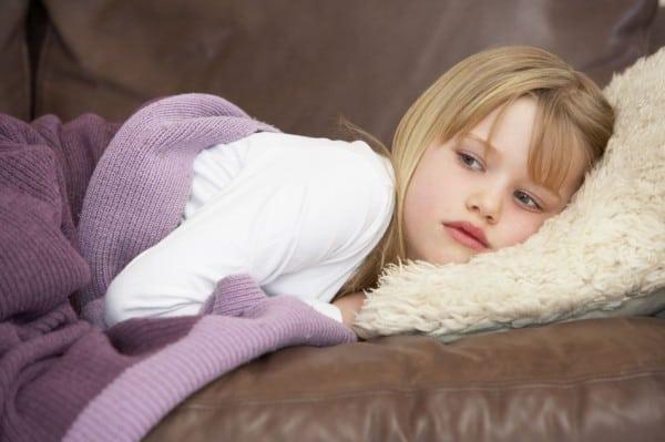 Wissenswertes wenn Kinder über Kopfschmerzen klagen