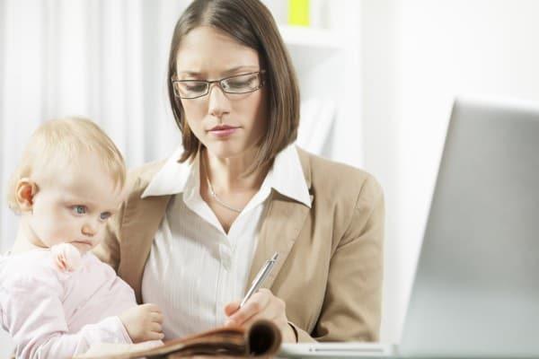 Mütter und die Furcht vor dem Versagen