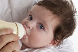 Fremde Muttermilch