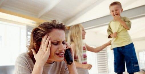 immer aggressiv zu kindern alleinerziehend