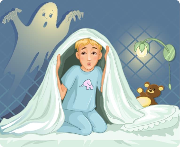 Pavor Nocturnus Kinder
