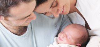 Neues Familienleben