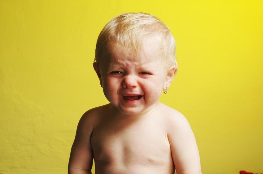 Warum Babys quengeln
