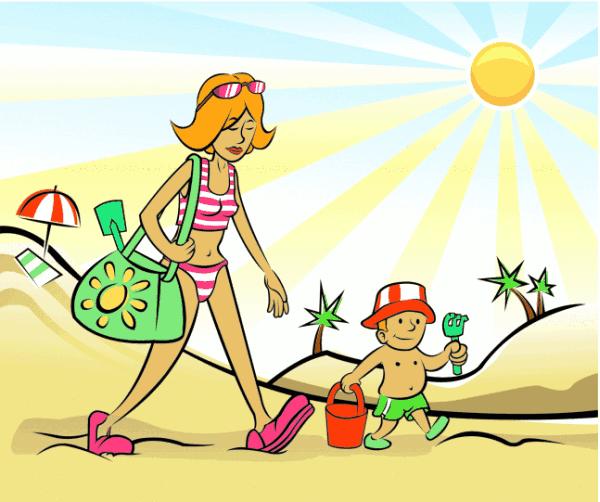 Ich mag keine Sonnentage (© Thinkstock)