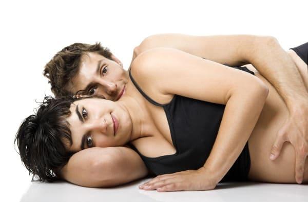 Schwanger und Sex? (© Thinkstock)