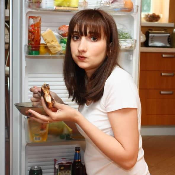Appetit und Heißhunger während der Schwangerschaft