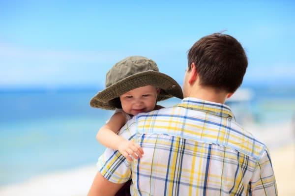 UV-Schutz für Babys
