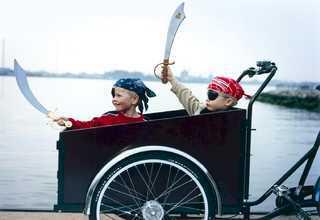 Christiania Bike Lastenfahrrad