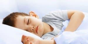 Schlaftraining für Kinder Mini-Kiss
