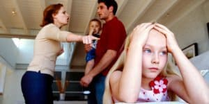 Stress im Familienalltag