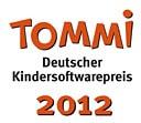 Logo Tommi Kindersoftwarepreis
