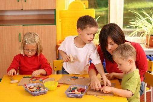 Kinderbetreuung im Kindergarten - große Unterschiede bei Kosten