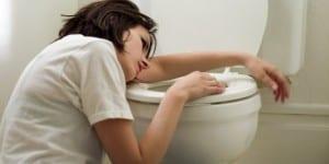 hyperemesis gravidarum (Schwere Schwangerschaftsübelkeit)