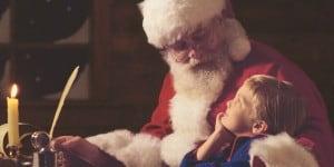 An den Weihnachtsmann glauben