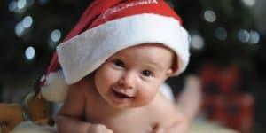 Weihnachtsbaby - geboren an Heiligabend, 24. Dezember (© Thinkstock)