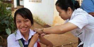 Impfung Masern WHO