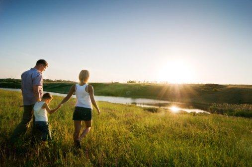 Familie - Zukunft mit Kindern
