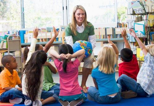 Fremdsprachen-Unterricht im Kindergarten