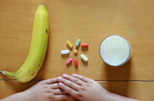 Nahrungsergänzungsmittel für Kinder in der Schule im Test