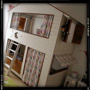 Traumhaus Etagenbett