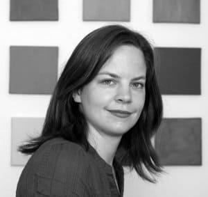 Anne-Ev Ustorf, fotografiert von Ute Mans für Klett Cotta