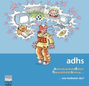 ADHS Info-Broschüre der BzgA