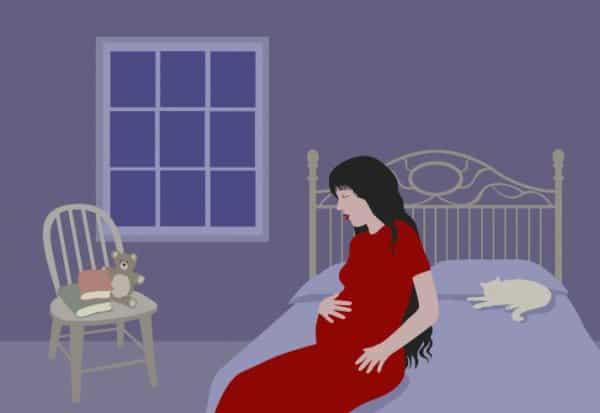Schwere Schwangerschaftsübelkeit