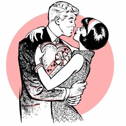 Happy Valentin (© Creatas)