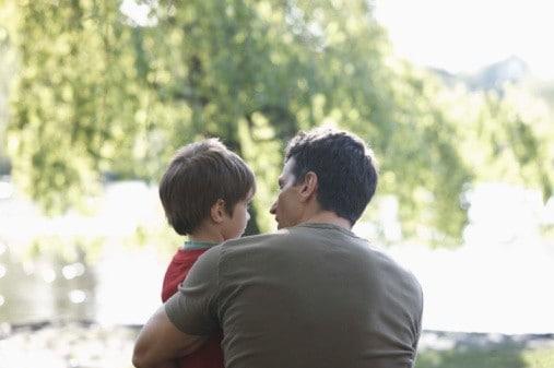 Mehr Rechte für leibliche Väter auch beim Umgangsrecht