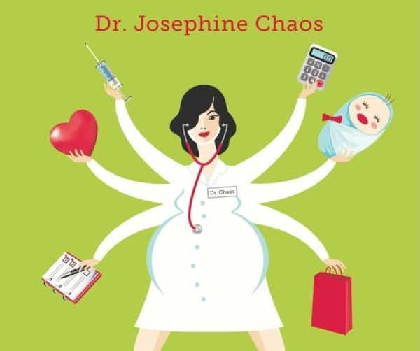 Josephine Chaos - Dann press doch selber, Frau Dokta!