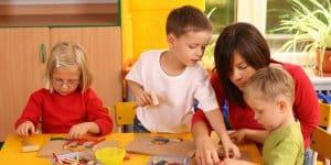 Immer mehr Kinder unter drei Jahren in Fremdbetreuung