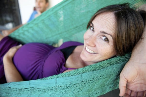 Relaxed durch die Schwangerschaft