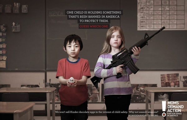 Waffengesetze USA