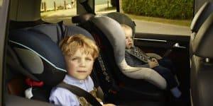 Eltern müssen Strafe zahlen, wenn Kinder sich abschnallen