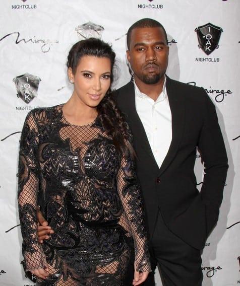 Kim Kardashian  wieder schwanger