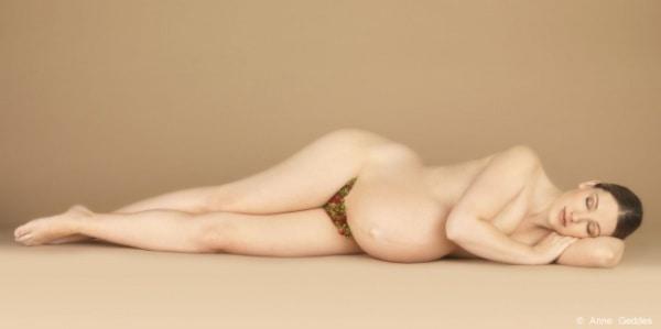 Anne Geddes - Emma (© aus Anne Geddes - 9 Monate, mit freundlicher Genehmigung Collection Rolf Heyne)