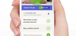Glow - App für Paar mit Kinderwunsch